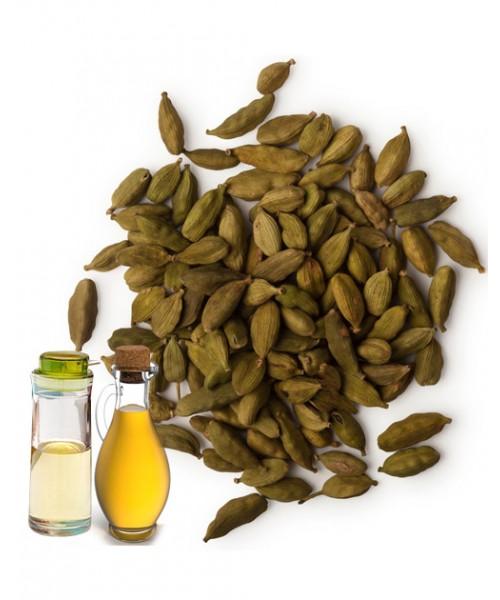 Cardamom oil - Certified Organic